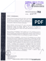 PEI-Plan Estratégico Institucional 2016-2020