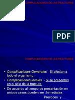 10 Complicaciones Fracturas