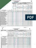 Rubrica de Evaluacion i Parcial 2018