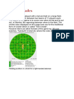 cricket rules pdf