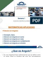 Huacho Osorio Alcides Semana 1