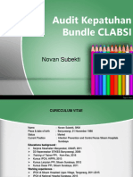 Audit Bundle CLABSI Rev