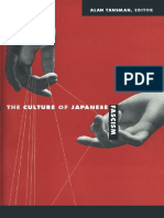 Asia Pacific Tansman Alan the Culture of Japanese Fascism Duke University Press 2009