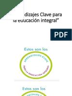 Aprendizajes Clave Para La Educación Integral