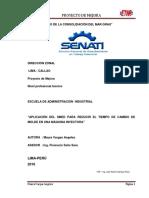 2. Aplicación Del SMED Para Reducir El Tiempo de Cambio de Molde en Una ... (1)