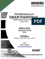 Pembahasan Soal UN Fisika SMA 2013 Paket 1.pdf
