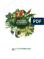 Phytochemindo Company Profile 2018