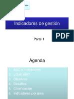 Modulo 3 Indicadores de Gestion - BSC