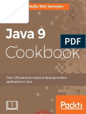 Java 9 Cookbook | Application Programming Interface