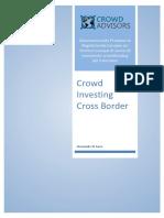 Critica Ragionata Al Regolamento UE Sul Crowdinvesting [Whitepaper]