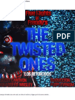 The Twisted Ones (Five Nights at Freddys) Traducido Por PURPLEVENOM