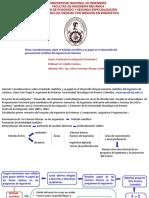 Consideraciones Método Científico UTP Colombia