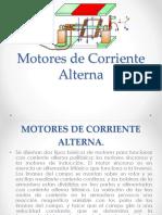 Motores de Corriente Alterna CA