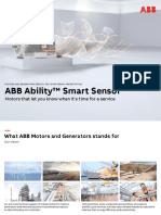 ABB Ability(tm) Smart Sensor external PPT