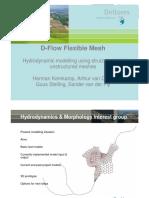Deltares FlexibleMesh Presentation
