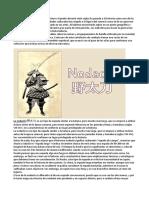 Armamento Samurai