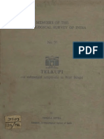 Memoirs of the Archaeological Survey of India No.76 - Debala Mitra