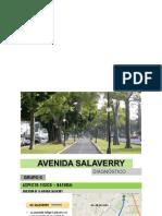 Salaverry Avenida Lima