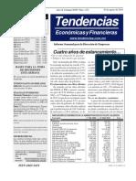 Tendencias Finncieras y Economic As 2010 20111