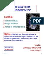 1.3 Campomagnético Estatico