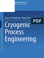 Preview Klaus D. Timmerhaus, Thomas M. Flynn Auth. Cryogenic Process Engineering