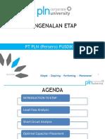 Pengenalan ETAP