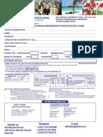 AFBA Regn Form Document From Alex Gatundu