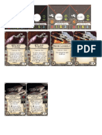 X-Wing Y-Wing Expansion Cards