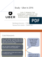 Case Uber