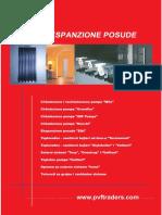 Katalog Pumpe i Ekspanzione Posude