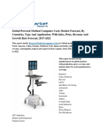 Global Powered Medical Computer Carts Market Forecast.pdf