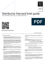 Harvard Brief Guide
