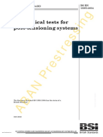 استاندارد تولید انکوریج پیش تنیدگی Bsi-bs-En-13391-410