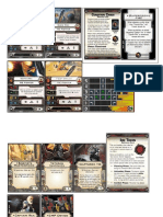 X-Wing Sabine's TIE Expansion Cards