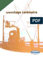 Catalogue d'Outillage Caténaire - Geismar