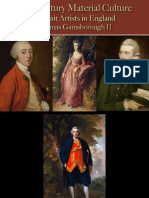 Portrait Artists - Gainsborough II