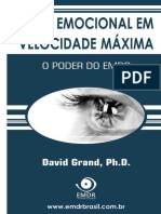 Cura Emocional Em Velocidade Máxima - David Grand