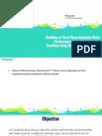 Modeling of Three-Phase Induction Motor Inverter Fault Using Simulink