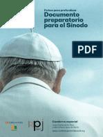 Cuaderno Especial Sinodo