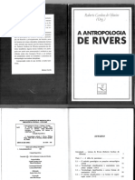 OLIVEIRA, Roberto Cardoso de - A Antropologia de Rivers