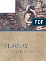 22065207 Slavery Antiquity and Its Legacy