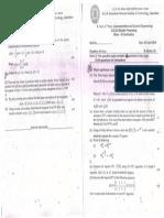 Digital Signal Processing Question paper Minor 2
