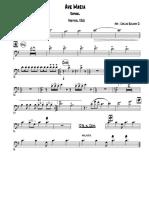 Ave Maria - Trombone 1.pdf