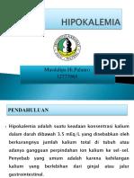 HIPOKALEMIA PPT