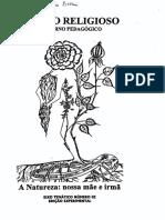 Caderno Temc3a1tico de Ensino Religioso Meio Ambiente