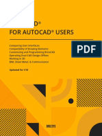 BricsCAD V18 for AutoCAD Users