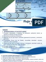 Presentación de flujo de fluidos
