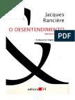 Ranciere_Jacques O Desentendimento
