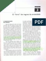O 'livro' de regras da ansiedade (cap 3 Livre da Ansiedade).pdf