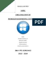 Makalah OPEC.docx